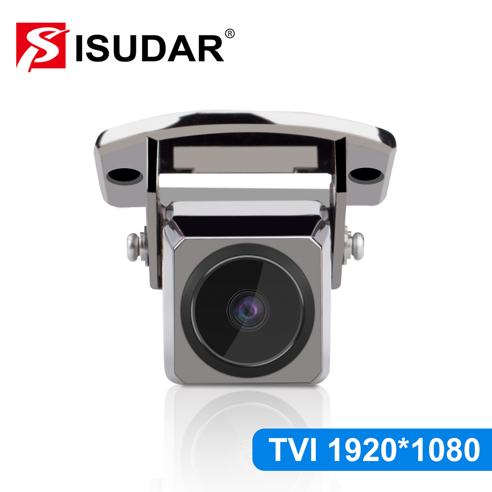 ONLY SUIT FOR Isudar H53 Series DVD Player! Rear View Parking Camera Titanium Alloy TVI 1920*1080P Waterproof Antijamming