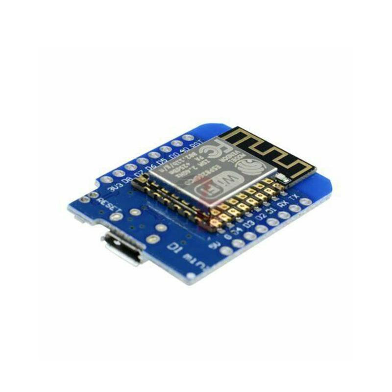 1pc D1 Mini NodeMcu 4M Bytes Lua WIFI Development Board ESP8266 CH340G CH340 V2 USB WeMos IOT Board 3.3V