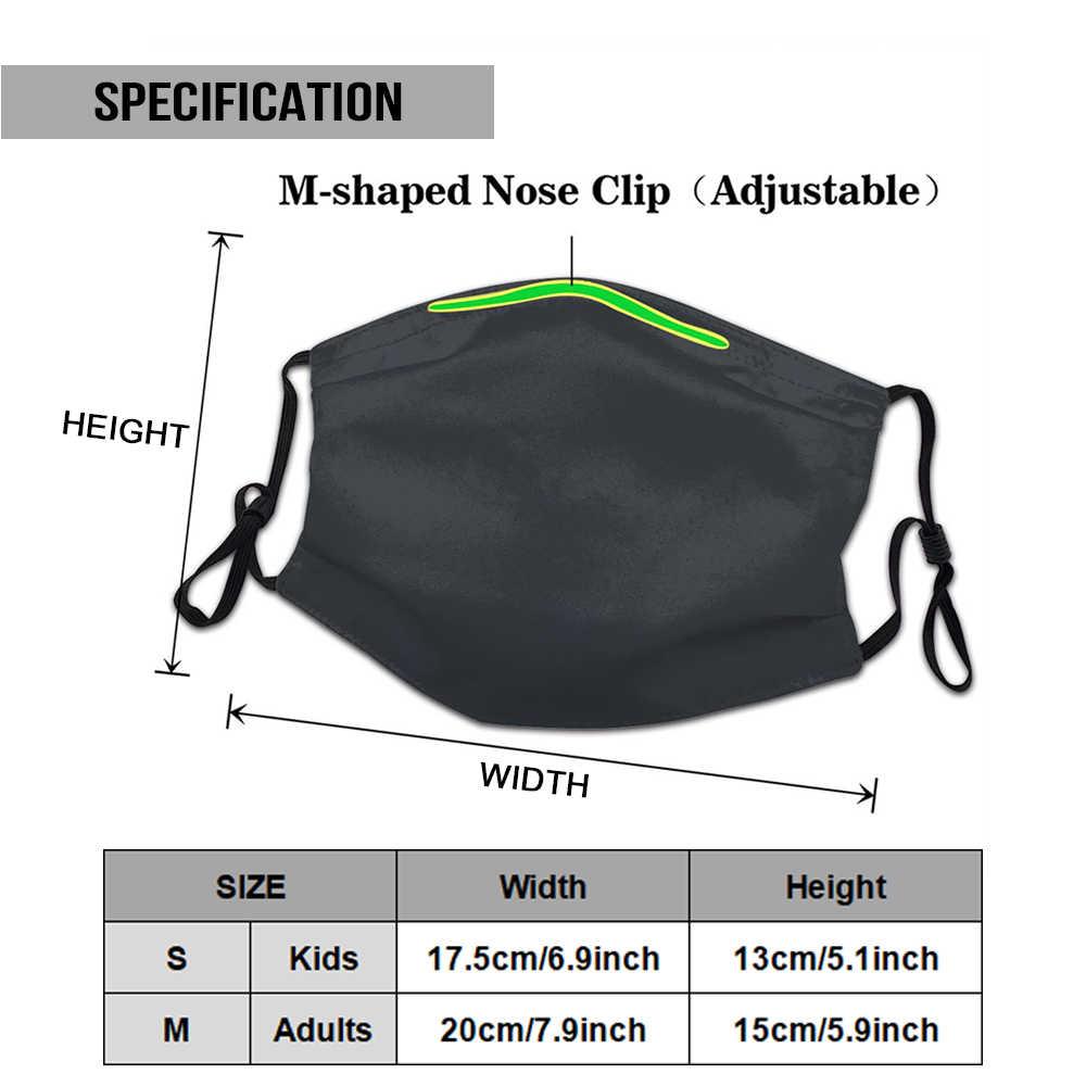 Wtaps - Wut -- New - Fw18 моющаяся многоразовая маска с фильтром для взрослых детей