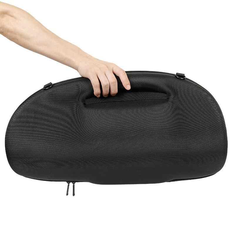 BEESCLOVER Tragbare Wireless Bluetooth Lautsprecher Lagerung Tasche Reise Durchführung EVA Fall Schutzhülle Box Für JBL Boombox r60