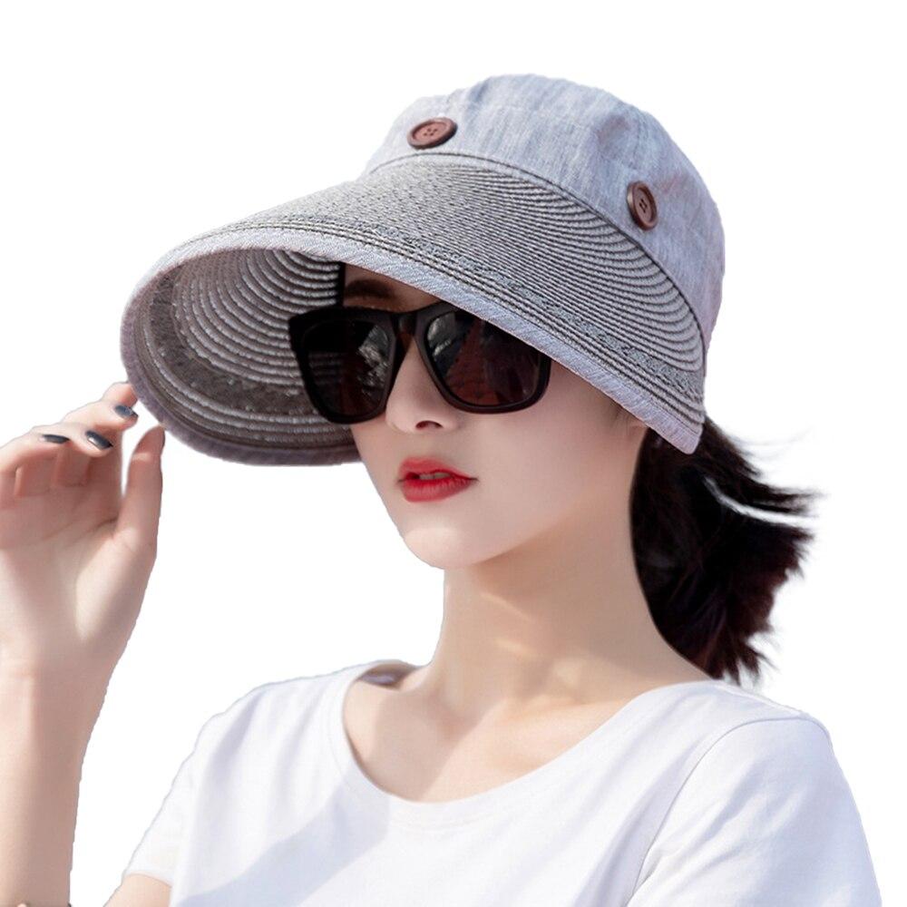 Women hats summer beach