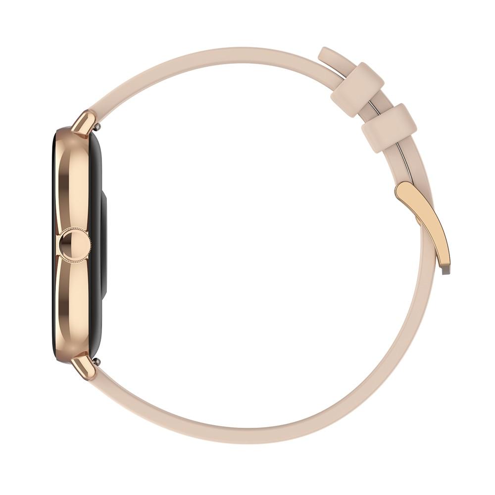 H5bee0885d71446788101420cd7a03d08U COLMI P8 Plus 1.69 inch 2021 Smart Watch Men Full Touch Fitness Tracker IP67 waterproof Women GTS 2 Smartwatch for Xiaomi phone