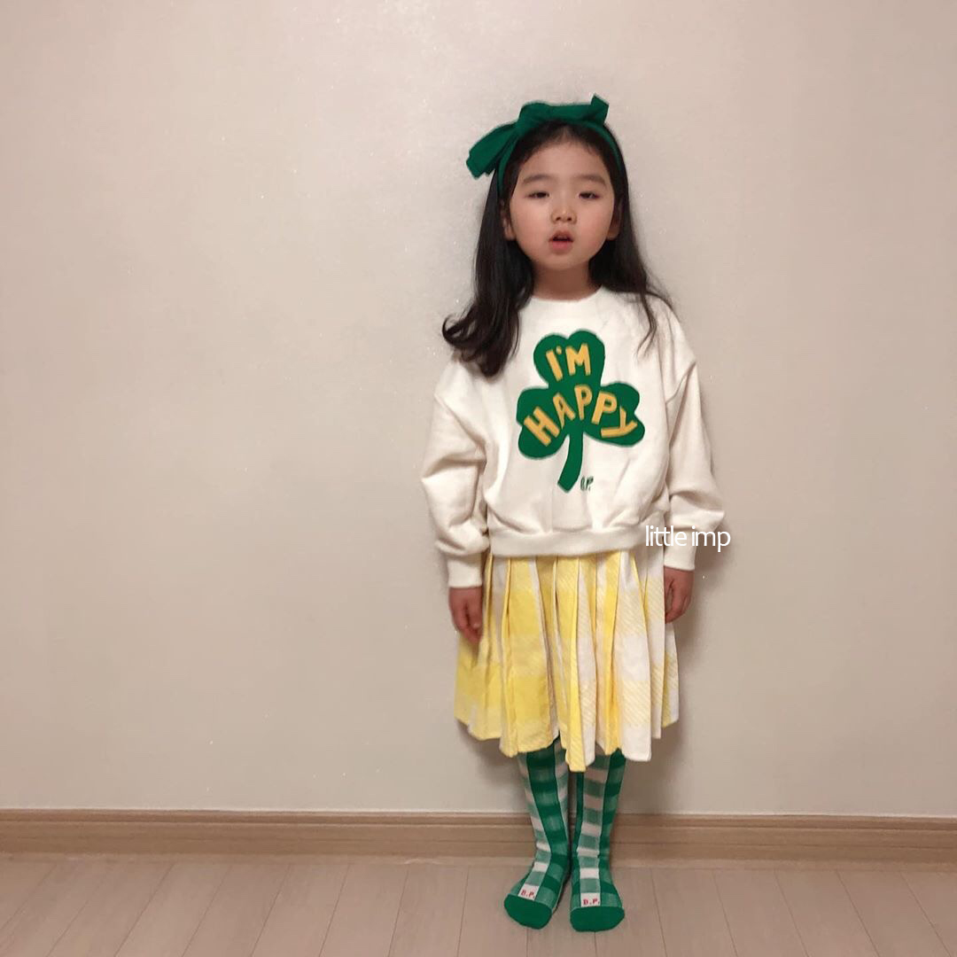 ><font><b>2020</b></font> <font><b>Spring</b></font> Korea Bebe <font><b>New</b></font> Children's Clothing Baby Girl Clothes Splice Mustard Yellow Plaid Sweatshirt Dress Princess Dress