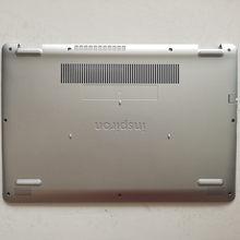 Novo portátil inferior caso base capa para dell inspiron 0jx9nr