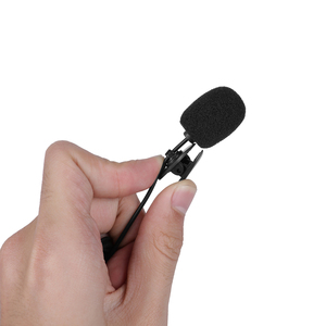 Image 5 - 3.5mm mic Professional Remote Wireless Microphone System Headset Lavalier Lapel Mic Receiver Transmitter Radio Megaphone Clip