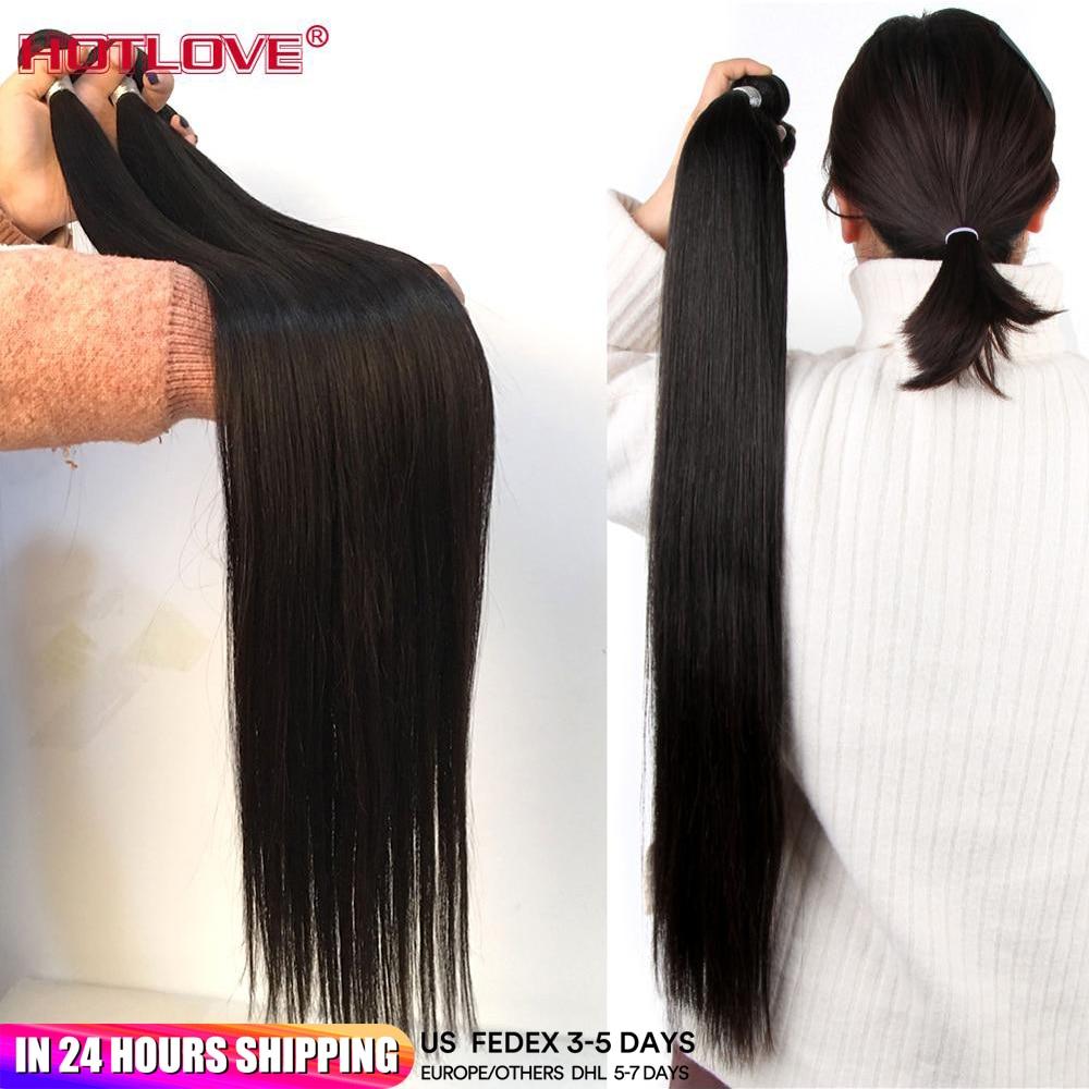 Brazilian Straight Hair 8-40