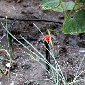 Image 5 - משלוח מהיר 20/25/30m אוטומטי השקיית מיקרו השקיה בטפטוף גן עצמי השקיה ערכות מתכוונן טפטף תרסיס קירור