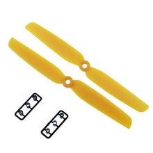 1 пара 6x3 6030 многороторные винты ccw cw для qav250 mini quadcopter