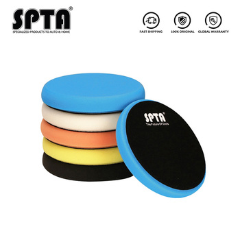 "SPTA 3.5""/5.5""6.5""/7"" Sponge Foam polishing pads Buffing Polishing Pads Buffer Pads Car polishing pads For DA /RO Car Polisher"