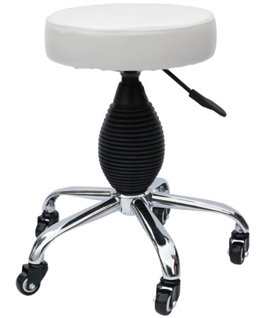 European Spa Detachable And Washable Pulley Stool, Beauty Salon Stool, Barber Stool, Rotary Lift Chair, Bench, Manicure Stool