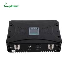 GSM Repeater 2G 3G 4G Signal Booster Tri Band Mobile LTE Cellular Amplifier 800/900/1800MHz + Optional LCD Display Kits