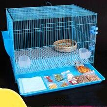 Клетка для кроликов автоматически очищает экстра большие внутренние товары для разведения животных голландская клетка для свиней домашнее гнездо
