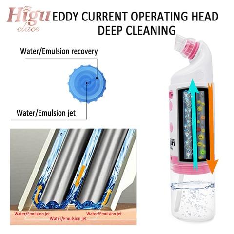 Acne limpeza cravo remo o facial nariz t zona profunda limpeza el trica cabe a