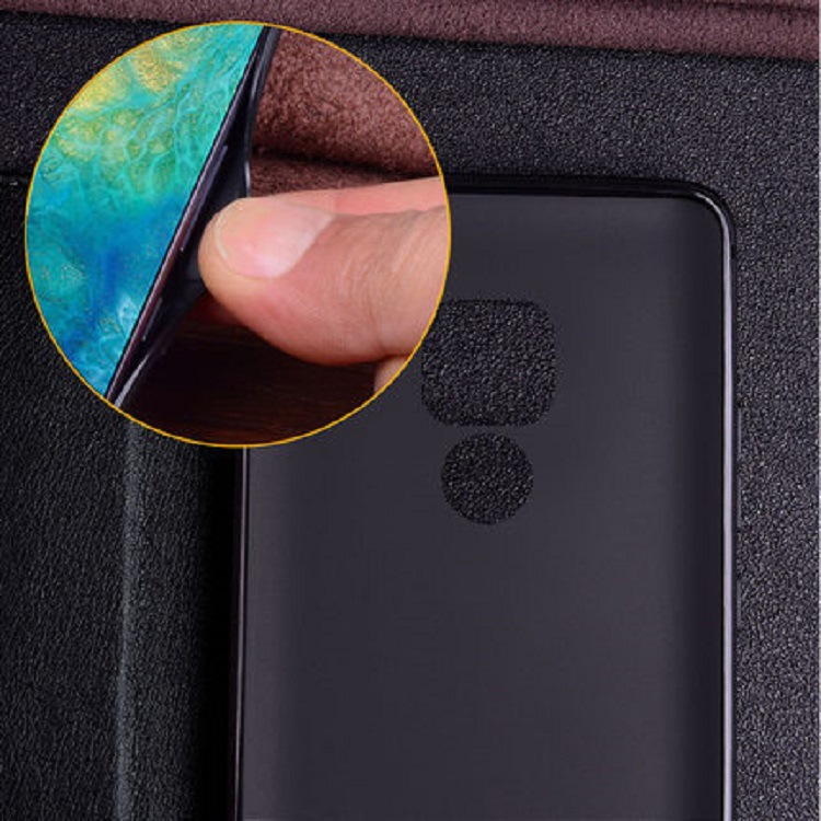 Luxury Genuine Leather Flip Case Cover Magnetic Cases For Huawei Mate 20 20x Pro Cases Leather Cover Phone Cases Fundas in Flip Cases from Cellphones Telecommunications