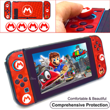 Nintend-Switch-Case Switch-Accessories Protective-Shell Hard-Skin Analog-Cover Limited-Edition