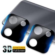 كاميرا خلفية منحنية ثلاثية الأبعاد غطاء حماية من الزجاج المقسى لـ Realme Relme Realmi C11 C15 C21 7 8 Pro 4G C 11 15 21