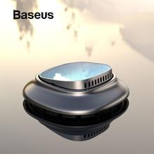 Baseus мини автомобильный освежитель воздуха Духи ароматизатор для Машины Ароматерапия твердый воздушный выход приборной панели держатель ароматизатора