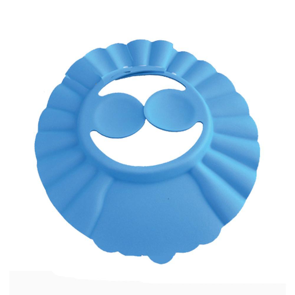 GloryStar Baby Children Adjustable Shampoo Cap Ear Guard Bath Cap