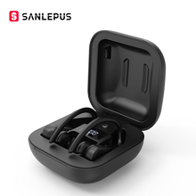 SANLEPUS Led Bluetooth Earphone Wireless Headphones TWS Stereo Earbuds Handsfree
