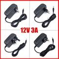 Светодиодный драйвер для светодиодных лент, источник питания, 12 В постоянного тока, 3 А, светодиодный адаптер питания, 3 А, Вилка питания, Авст...