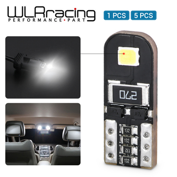1pcs or 5pcs W5W Led T10 LED Canbus Bulb Car Interior Lights for BMW E46 E53 E90 E82 E60 X3 E83 E91 Touring X5 E70 X6 E71 E36 image