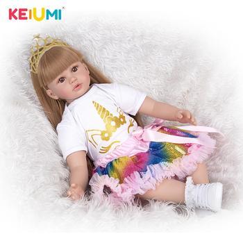 Кукла-младенец KEIUMI 24D161-C280-S24-S07-T54 2