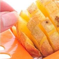 Coupe Frites, pour Pommes de terre, hachoir à Pommes de terre, hachoir, fruits et légumes, nouveauté 4