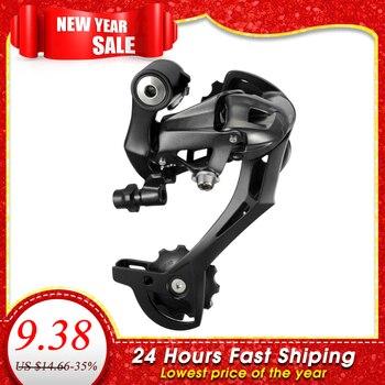 RD-M390 dla Shimano Acera tylny System akcesoria przerzutka 9 27 prędkości MTB rower górski przerzutka rowerowa skrzynia biegów
