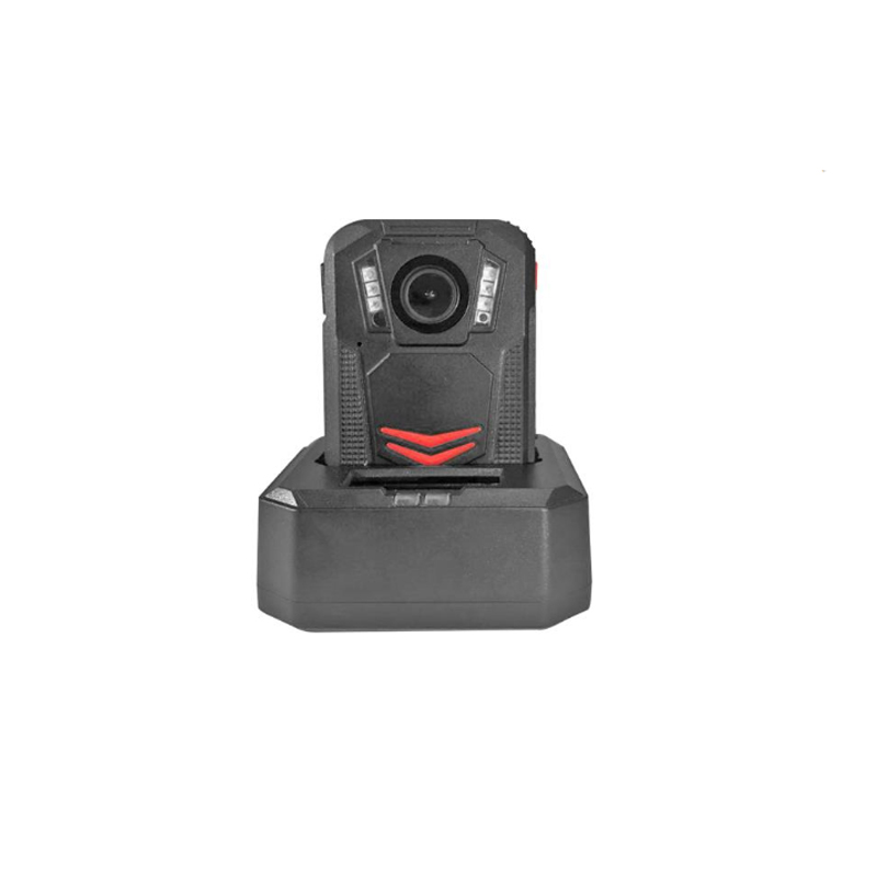4G WiFi GPS Police Body Worn Camera IP66 Waterproof Law Enforcement Mini Digital Video Recorder Wide-angle IR Night Vision 4MP