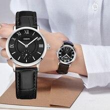 DOM reloj de cuarzo para mujer, cronógrafo femenino, de negocios, resistente al agua, G 3211L 1M
