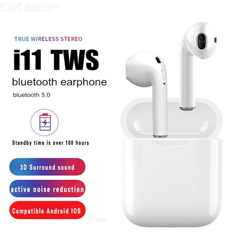 La nueva actualización de i11 TWS auricular Bluetooth 5,0 en el oído mini auriculares inalámbricos bajo estéreo auriculares para iPhone Android Xiaomi PK I9s i7 Módulo SX1278 SX1276 LoRa, TCXO 915MHz, E32-915T30D rf inalámbrico, transmisor y receptor inalámbrico de largo alcance de ebyte, iot