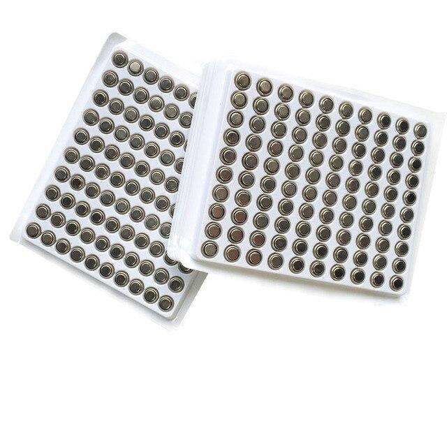 200 pcs/Lot LR41 AG3 SR41W 392 192 GP192A LR736 bouton montre pile Cion piles pour lampes de poche, jouets, montres