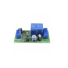 NE555 12 V реле задержки времени DC 12 V проводимости триггер отсрочка таймера реле переключатель таймера уличного света импульсный генератор Регулируемый триггерный релейный модуль