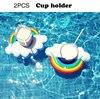 2 pcs cup holder