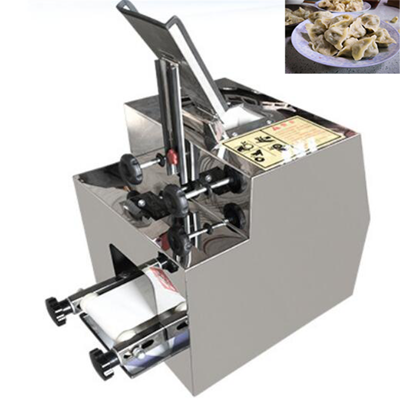 Hot Sale Automatic Dough Dumpling Wrapper Skin Making Machine Empanada Dough Maker