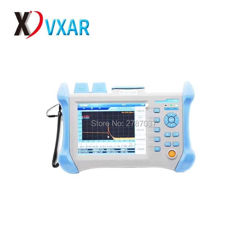 Testeur OTDR à Fiber optique VX300 1310/1550nm 30/28 SM avec 10mW VFL