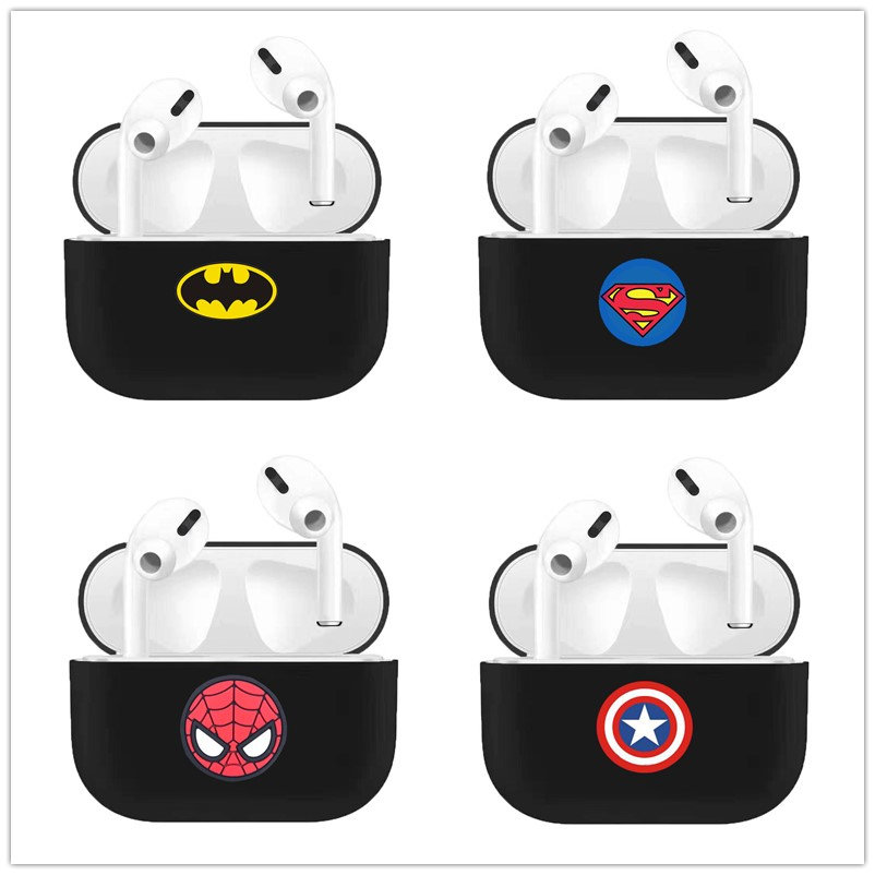 Super Hero Silicone Case for AirPods Pro 25