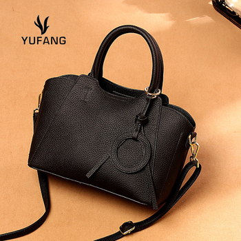 YUFANG women shoulder messenger bags ladies genuine leather handbag brand high quality crossbody bag female small tote bag purse