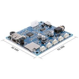 Image 4 - AIYIMA Bluetooth 5,0 Power Verstärker Bord 2x3W Stereo Bluetooth Audio Empfänger MP3 Decoder Unterstützung U Disk TF karte FM Radio