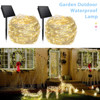 solar lamp led outdoor 7m 32m led fairy lights holiday christmas garlands solar garden party waterproof lights LED String Lights discount