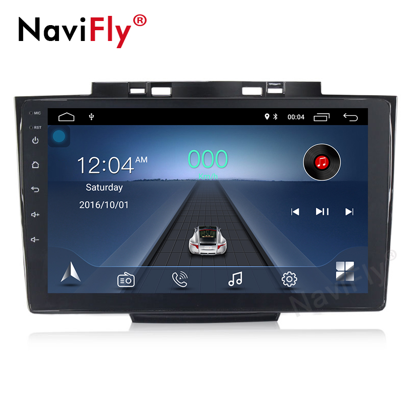 Navifly Android 8.1 Car Multimedia Player For New Great Wall Haval Hover H3 H5 2013 Car Raido Video Audio Player WIFI Buletooth