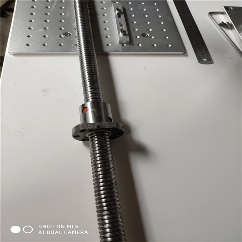 Spot supply of large lead ball screw linear guide screw support sfu4008 high precision and high quality 1PCS