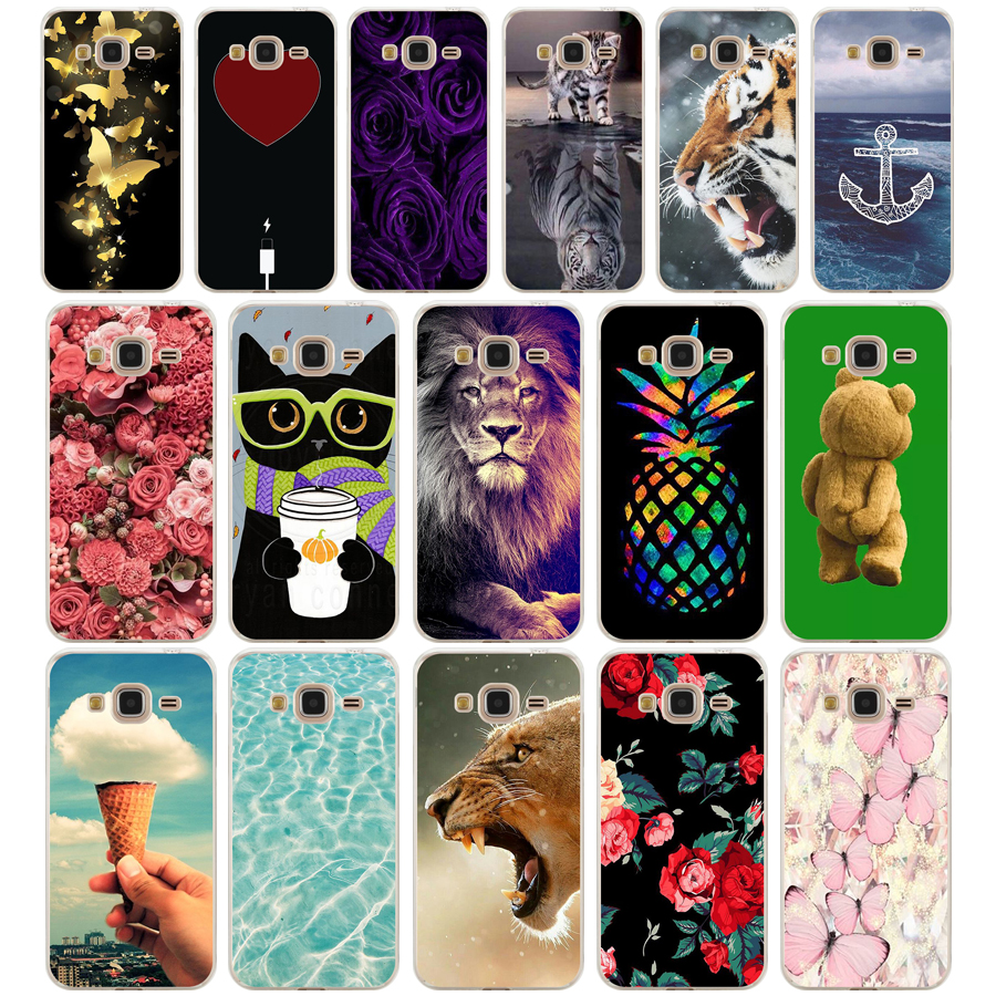K Silicone <font><b>Case</b></font> <font><b>For</b></font> <font><b>Samsung</b></font> <font><b>Galaxy</b></font> <font><b>J3</b></font> <font><b>2017</b></font> J330F J2 Prime J4 Prime EU Version <font><b>Case</b></font> <font><b>for</b></font> <font><b>samsung</b></font> <font><b>j3</b></font> 2016 cover Coque bumper soft image