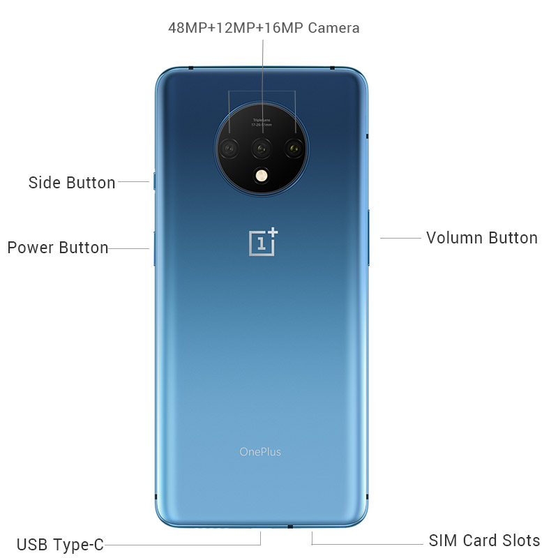 OnePlus 7T Features