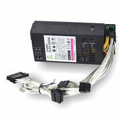 METALFISH Flex 500 Вт модульный блок питания 400 Вт Flex-ATX 300 Вт для ITX PC маленький 1U компьютерный блок питания активный PFC для POS AIO системы