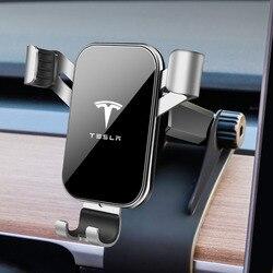 LQY автомобильный навигатор Мобильный телефон держатель Кронштейн Поддержка Tesla модель 3 2017-2019