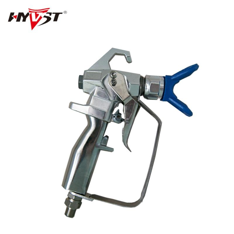 Pistol pulverizator de vopsea fără aer HYVST Contractor pistol - Scule electrice - Fotografie 2