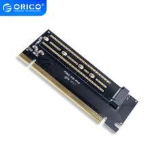 ORICO – carte de conversion M.2 NVME vers PCI-E 3.0x16 Gen3, Interface M.2, prise en charge de taille 2230 à 2280, Super vitesse