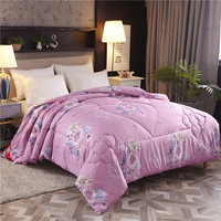 Hotel Home Classic Down Quilt Four Seasons Duvets Insert Twin King Size Quilts Luxury Down Comforter Core Feather Blanket