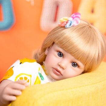 Кукла-младенец KEIUM 24D150-C624-S13-H20-H162 4